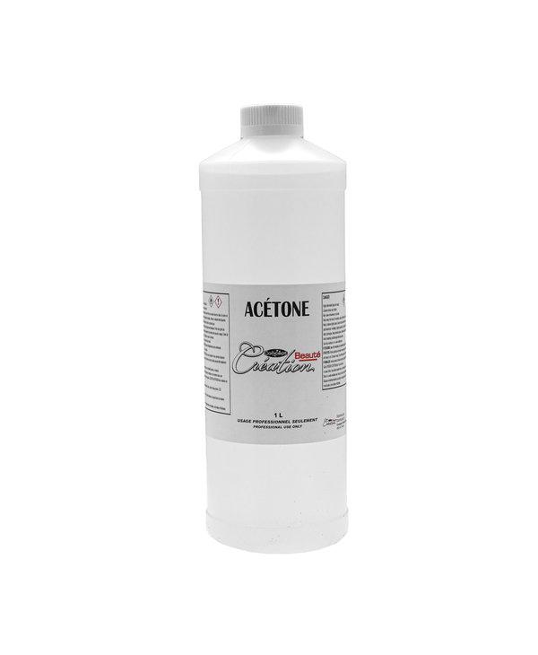 Acétone 1 litre