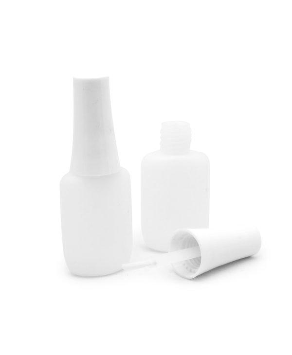 Bouteille Vide en Plastique avec Pinceau 1/2 oz