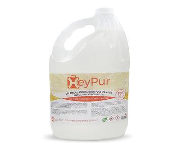 Gel alcool anti-bactérien 500 ml. (pompe)
