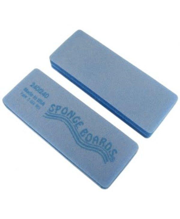 Sponge Board Mini Bloc Bleu 240/240 Bloc