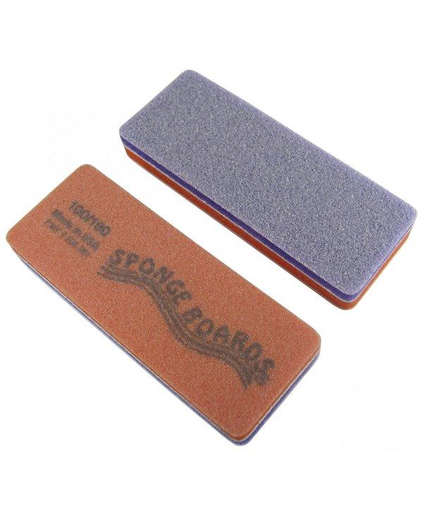 Sponge Board Mini Bloc Mauve-Orange 100/180 Bloc