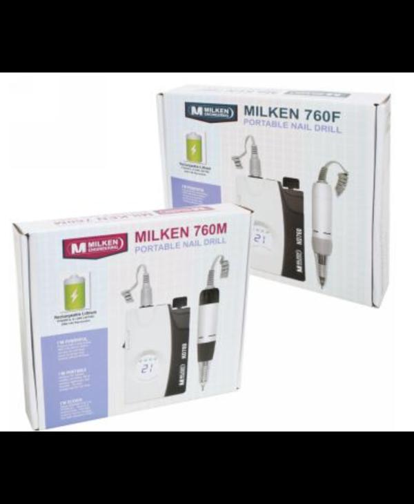 Milken 760 Lime Électrique Portative 25,000 RPM