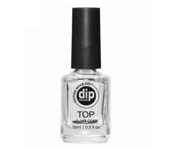 DIP Gel Top (No. 4) pour Dip Powder | 0.5oz | 15gr