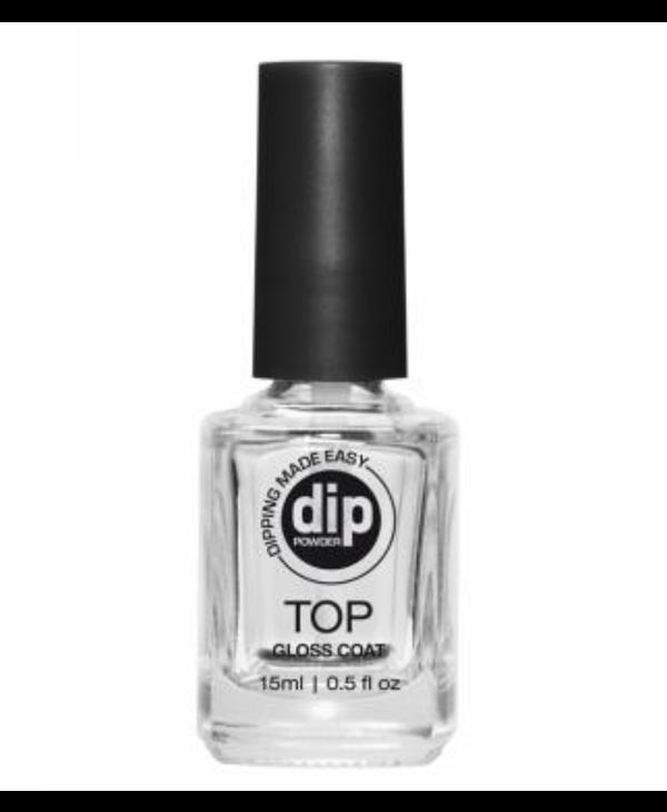 DIP Gel Top (No. 4) pour Dip Powder   0.5oz   15gr