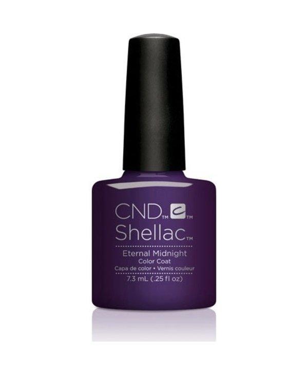 Shellac Eternal Midnight 0.25oz/ 7.3ml.