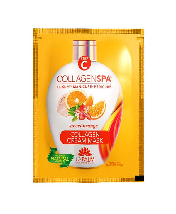 La Palm Collagen Spa 6 Step System Sweet Orange