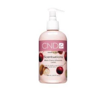 CND Scentsations Black Cherry & Nutmeg Lotion (245 ml./8,3oz)