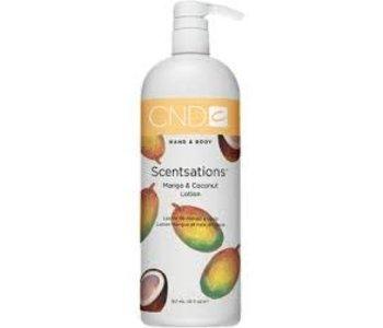 CND Scentsations Mango& Coconut Lotion (917 ml./31oz)