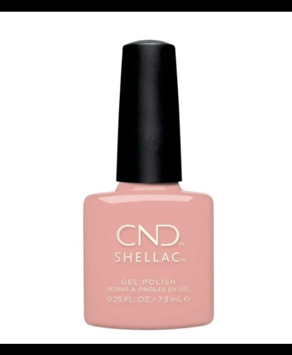 CND Shellac Soft Peony (7.3ml./ 1/4 oz.)