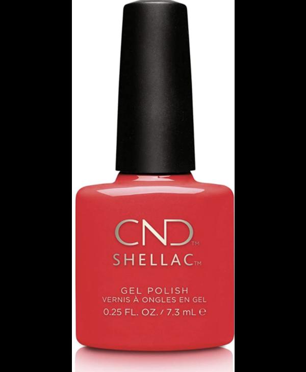 CND Shellac Mambo Beat  (7.3ml./ 1/4 oz.)