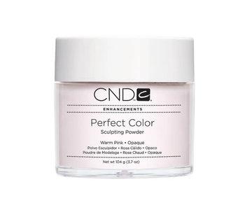 CND Perfect Clear Powder Warm Pink Opaque (104g/3,7oz)