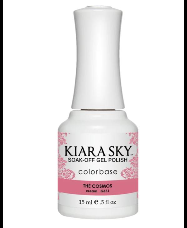 Kiara Sky Gel Polish G631 -THE COSMOS -GEL