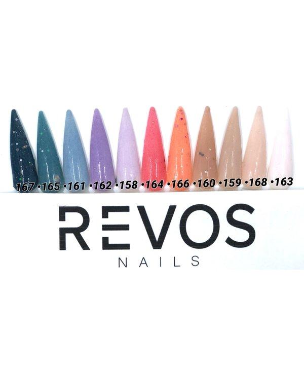 Revos nails ( dip powder) 1 oz R166
