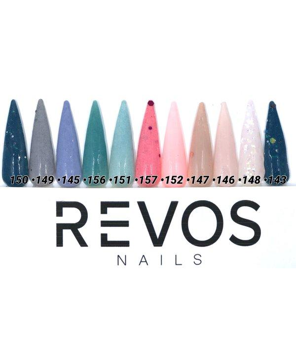 Revos nails ( dip powder) 1 oz R150
