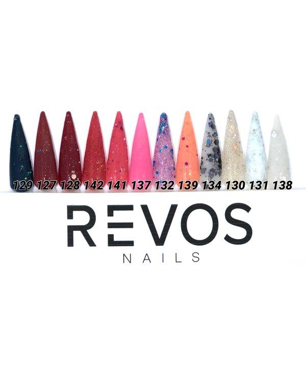 Revos nails ( dip powder ) 1oz. R134
