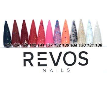 Revos nails ( dip powder ) 1oz. R129