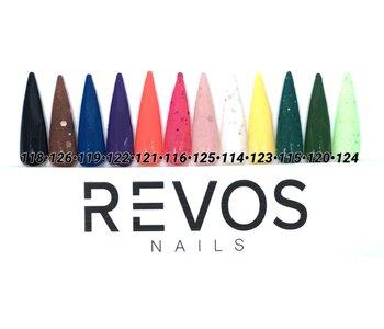Revos nails ( dip powder ) 1oz. R123