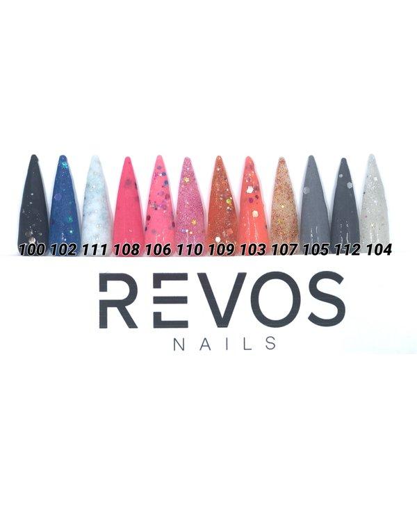 Revos nails ( dip powder ) 1oz. R110
