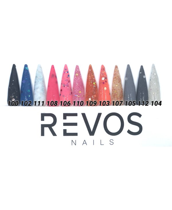 Revos nails ( dip powder ) 1oz. R105