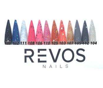 Revos nails ( dip powder ) 1oz. R100