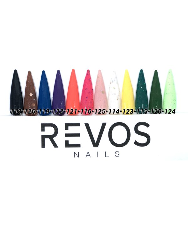 Revos nails ( dip powder) 1 oz R122