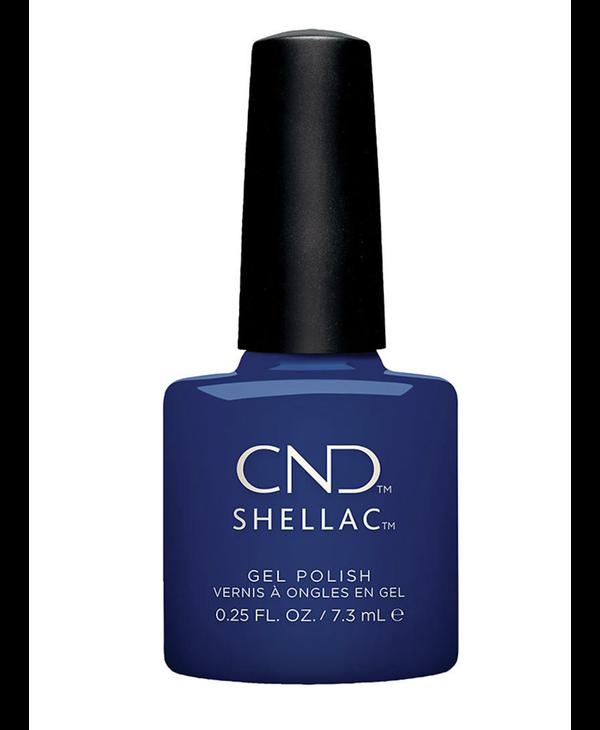 CND Shellac Blue Moon 0.25 fl oz /7.3 ml