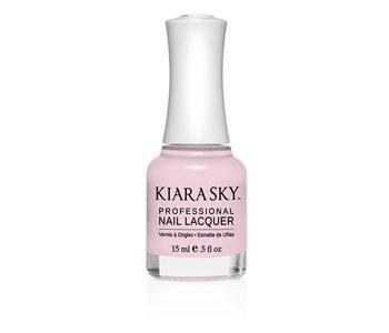 Kiara Sky Nail Lacquer N510 RURAL ST. PINK-cream