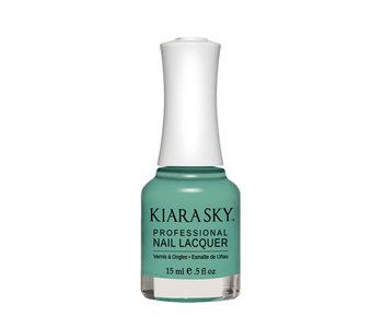 Kiara Sky Nail Lacquer N532 WHOOPSY DAISY-cream