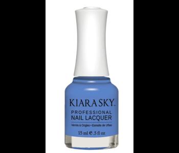 Kiara Sky Nail Lacquer N415 SKIES THE LIMIT-cream