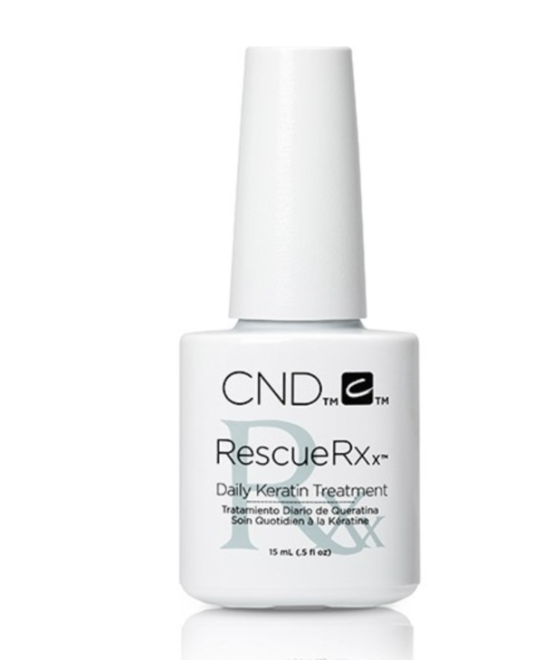 CND RESCUE RXX SOIN QUOTIDIEN KERATINE 15 ML