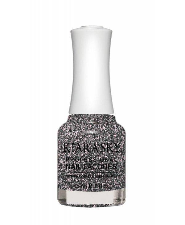 Kiara Sky Vernis N459 POLKA DOTS-glitter