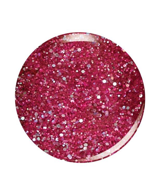 Kiara Sky Vernis N522 STRAWBERRY DAIQUIRI-glitter