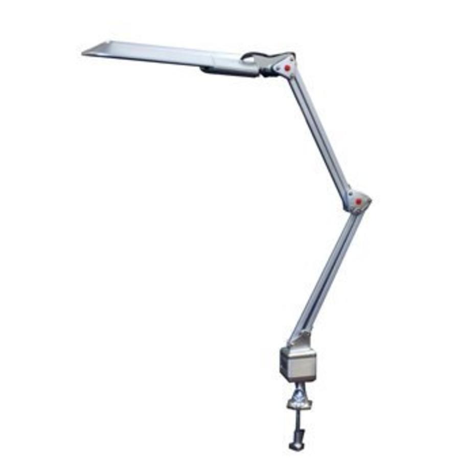 Lampe de table et aspirateur