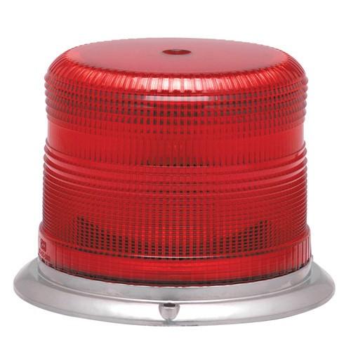 Hella 6750 STROBE 12/24V RED PC LENS       2RL