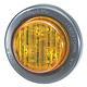 Narva 10-30V - Model 30 L.E.D Side Marker or Front End Outline Marker (Amber) w/ Vinyl Grommet