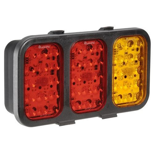 Narva 10-30V - Model 46 L.E.D Module w/ Rear Direction Indicator & Twin Stop/Tail Lamps (LH)