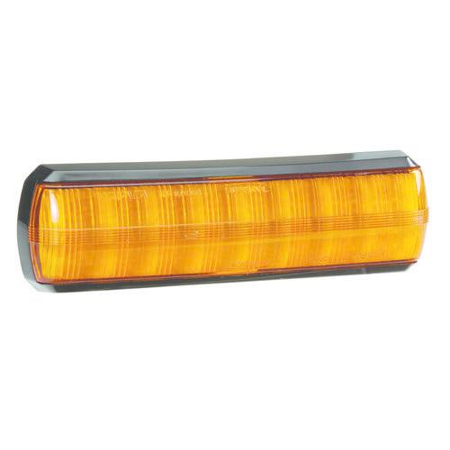 Narva 10-30V - Model 38 L.E.D Slimline Rear Direction Indicator Lamp (Amber) - Blister Pack