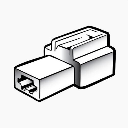 Narva 1 Way Quick Connector Housing
