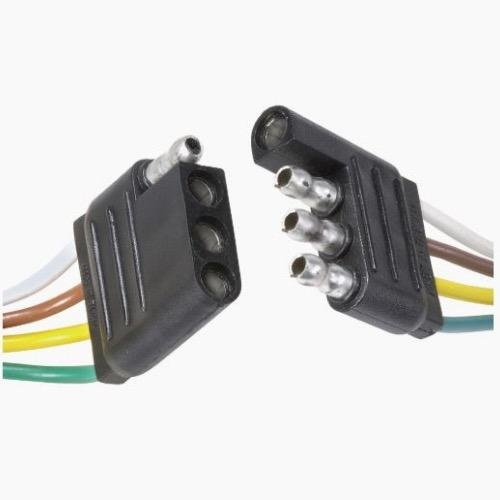 Narva 4 Way Weatherproof Harness Connector - Blister Pack