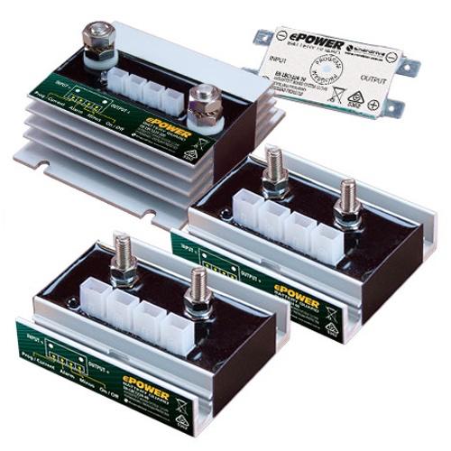 Enerdrive 12V - 24V 60 Amp Programmable Low Battery Cut-Out