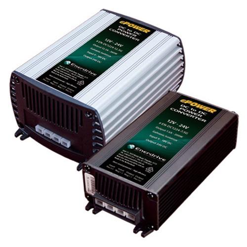 Enerdrive 24V - 24v / 7.5 Amp DC to DC GLC ISO Converter with Galvanic Isolation