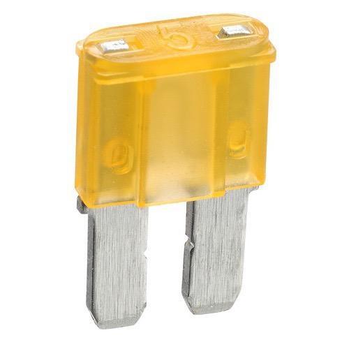 Narva 5 Amp Orange Micro 2 Blade Fuse - Pack Of 5