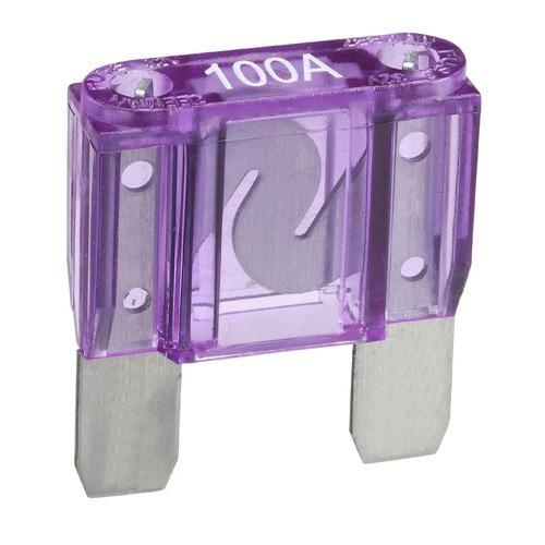 Narva 100 Amp Purple Maxi Blade Fuse - Pack of 1