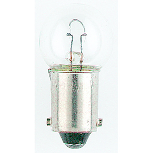 Narva 12V 6W BA9S Incandescent Globe (Blister pack of 2)
