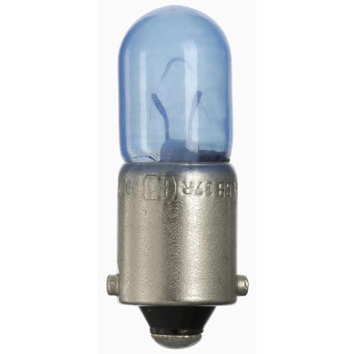 Narva 12V 4W BA9S T4W Premium ARCTIC BLUE Incandescent Globe (Blister pack of 1)
