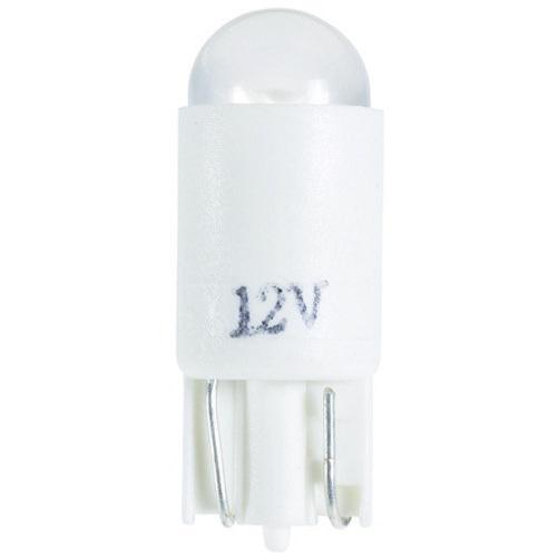 Narva 12V KW2.1 X 9.5D GREEN LED Wedge Globe (Blister pack of 2)