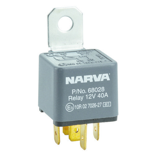 Narva Normally Open 5 Pin Relay