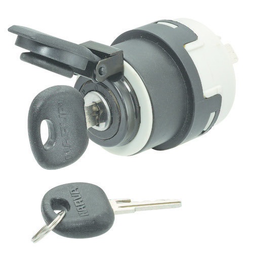 Narva 5 Position Diesel Ignition Switch w/ Pre-heat Function - 35A Ignition