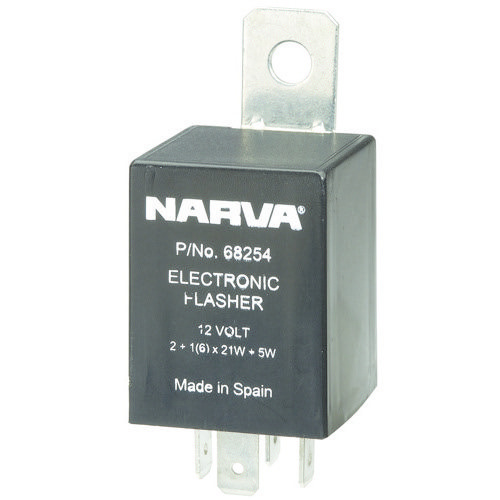Narva 12 Volt 4 Pin Electronic Flasher