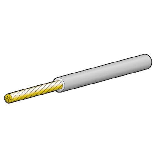 Narva 10A Single Core Cable - Dia: 3mm